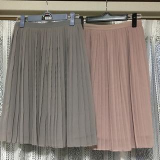 【ユニクロ】【UNIQLO】スカート 2枚まとめて