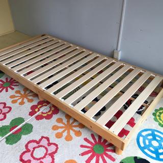 シングルベッド タンスのゲン