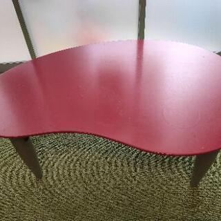 【お譲りします】折りたたみ式ローテーブル