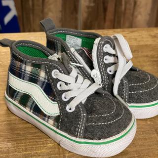 【ネット決済】【美品】VANS ベビー靴