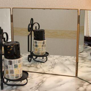 鏡 三面鏡