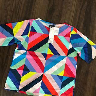 新品タグ付き! ユニクロ✖️マリメッコ Tシャツ