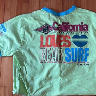 SURF BEAR BOADS Tシャツ