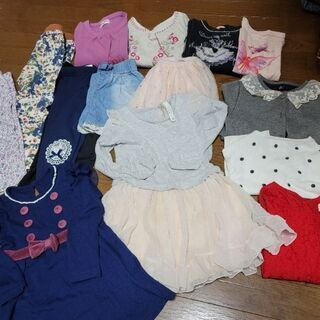 子供服100 女の子