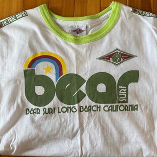SURFBEARBOADSTシャツ