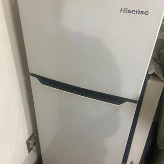 【ネット決済】Hisens冷蔵庫