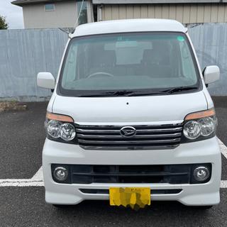 【ネット決済】🔴🔴アトレーワゴン 車検付き ターボ車 すべて込み価格。
