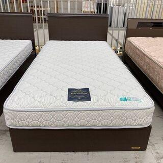【愛品館 江戸川店】フランスベッド シングルベッド 引き出し収納...