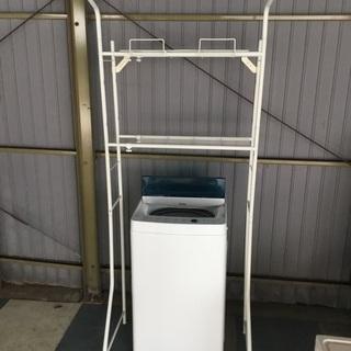 洗濯機の上のデットスペースに✨ランドリー収納