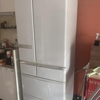冷蔵庫 SHARP SJ-XF52W