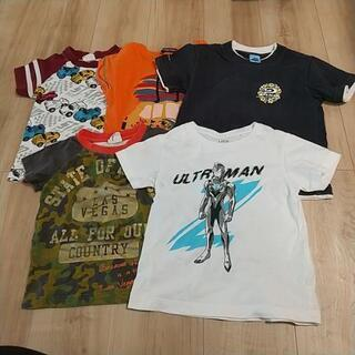 半袖Tシャツ 100サイズ 5枚