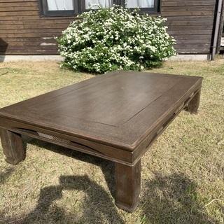和室にあうテーブル