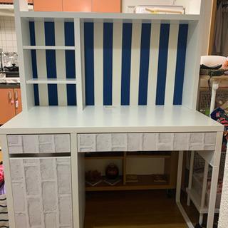 【決まりました】IKEA 机 オリジナル仕様