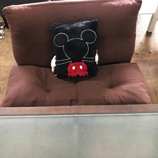 【ネット決済・配送可】😜 【便利】3wayかソファ座椅子 マット...