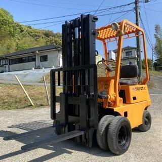 ☆トヨタフォークリフト☆2FGH15  1.5トン,マスト4.5...