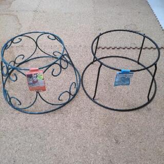 園芸用 フラワースタンド2個 新品