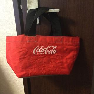 コカコーラの非売品バック