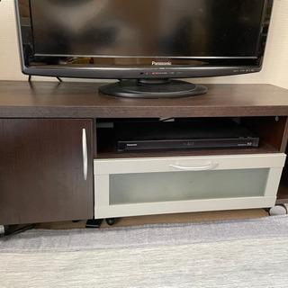 【美品】テレビ台 テレビボード ロータイプ
