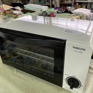 山善オーブントースターYTJ-100(W)
