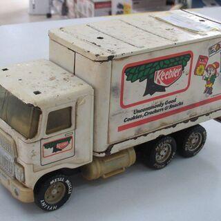 ID:G968635 ブリキのおもちゃ(トラック)