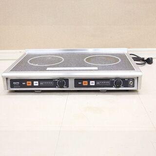 SANYO  サンヨー 2口電磁調理器 TIC-C2202 20...