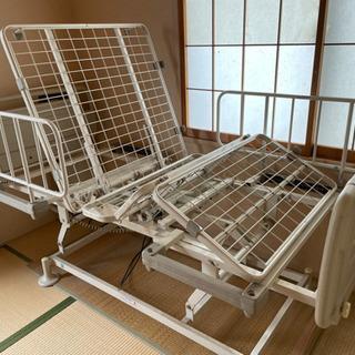 【中古品】介護ベッド/ケプロジャパン【お渡し日限定】