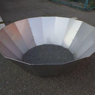 竹炭器 直径約102cm ¥21,780税込 剪定作業で出た竹や...