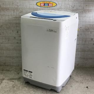 【愛品館江戸川店】SHARP 5.5kg 全自動洗濯機 「ES-...