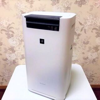 【ネット決済】SHARP 美品 加湿空気清浄機 KI-LS50-...