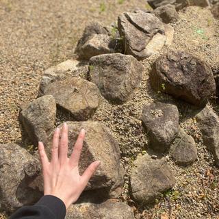 【ネット決済】庭石
