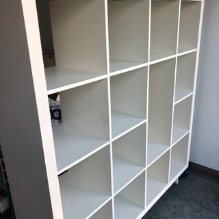 【IKEA】シェルフユニット ※ちょっと訳あり 🌈しげん屋
