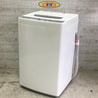 【愛品館江戸川店】AQUA 6.0kg 全自動洗濯機 「AQW-...