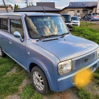 ラパン 4WD 車検令和4年2月迄   総額10万円