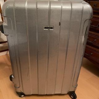 スーツケース キズあり 大容量