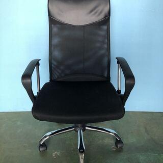 メッシュチェア オフィスチェア 椅子 事務所 デスク ブラ…