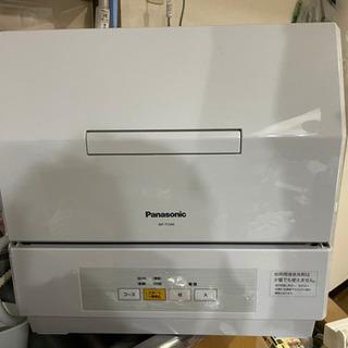 パナソニック食器洗い機 NP-TCM4-W