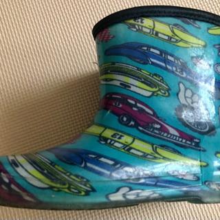 【ネット決済】長靴 レインブーツ 雨具 20cm ジュニア キッズ