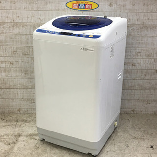 【愛品館江戸川店】Panasonic 6.0kg 全自動洗濯機 ...