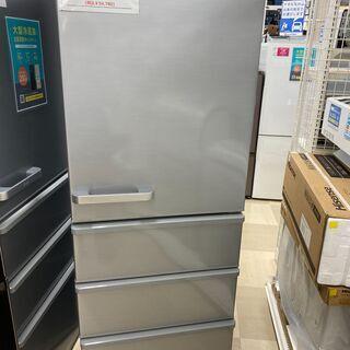4ドア冷蔵庫 AQUA AQR-36G2 355L 2019年製