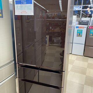 5ドア冷蔵庫 HITACHI R-S4200D 415L 2014年製