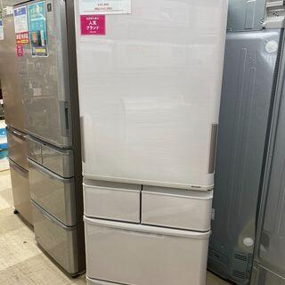5ドア冷蔵庫 SHARP SJ-PW42A-C 424L 2015年製
