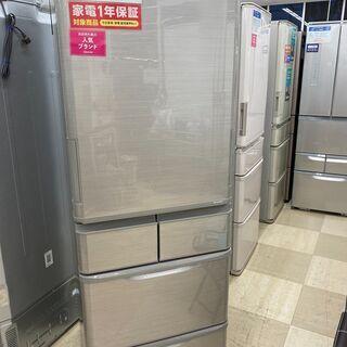 5ドア冷蔵庫 SHARP SJ-W412D-S 412L 2018年製