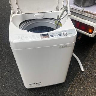 洗濯機、配送も可能です