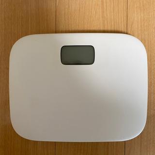 無印良品 MUJI 体重計