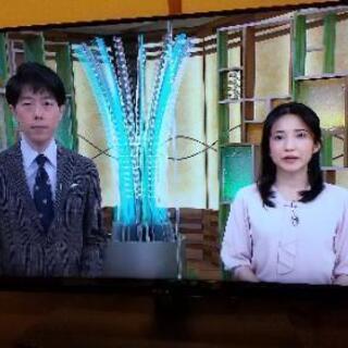 SHARP AQUOS 40型4Kテレビ ほぼ新品!