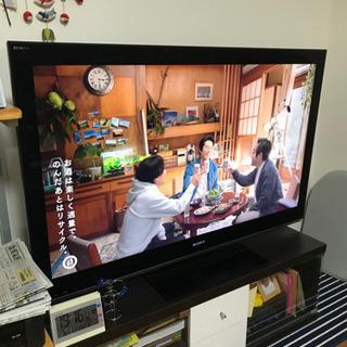 SONY BRAVIA 52型液晶テレビ 訳あり品です! …