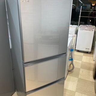 3ドア冷蔵庫 TOSHIBA GR-K33S 330L 2018...