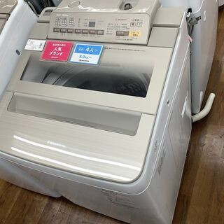 Panasonic 洗濯機 NA-FA90H3 9.0㎏ 201...