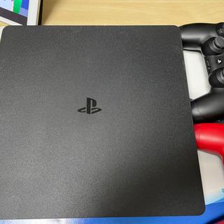 PS4 500GB Jet black