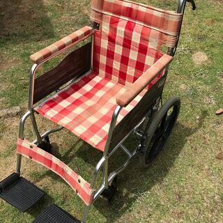 車椅子お譲りします。